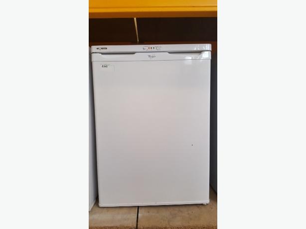 whirlpool undercounter freezer