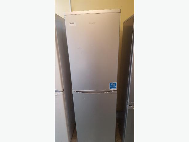 silver candy fridge freezer