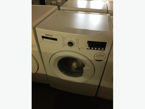 6KG SERVIS WASHING MACHINE GOOD CONDITION🌎🌎PLANET APPLIANCE🌎