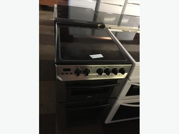 ZANUSSI DOUBLE OVEN ELECTRIC COOKER GOOD CONDITION🌎🌎PLANET APPLIANCE🌎🌎