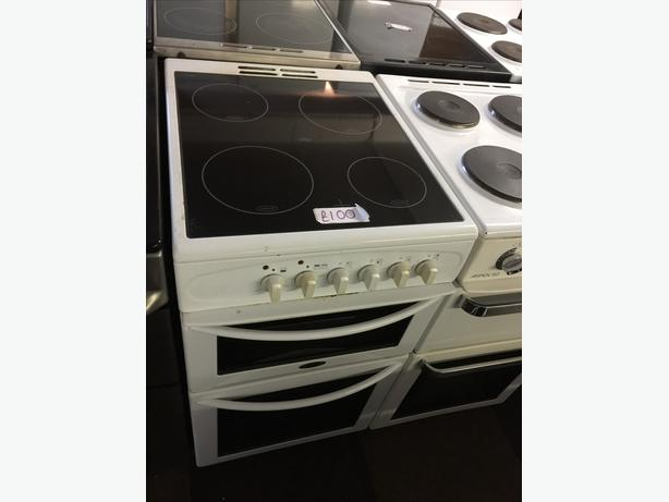 BELLING DOUBLE OVEN 50CM ELECTRIC COOKER🌎🌎PLANET APPLIANCE🌎🌎
