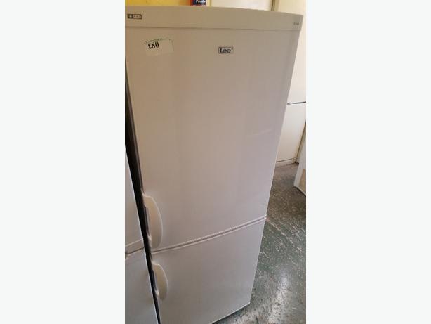 lec A class fridge freezer