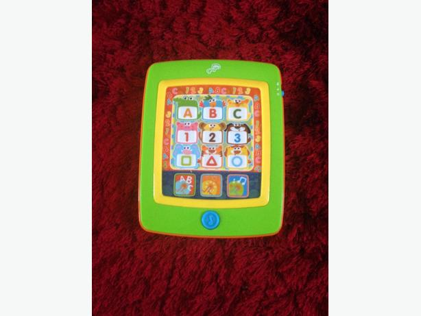 Baby Activity Tablet