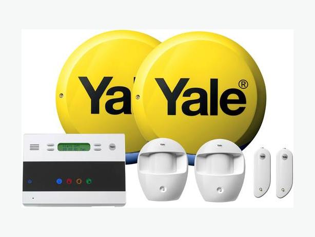 Yale Wireless Alarm