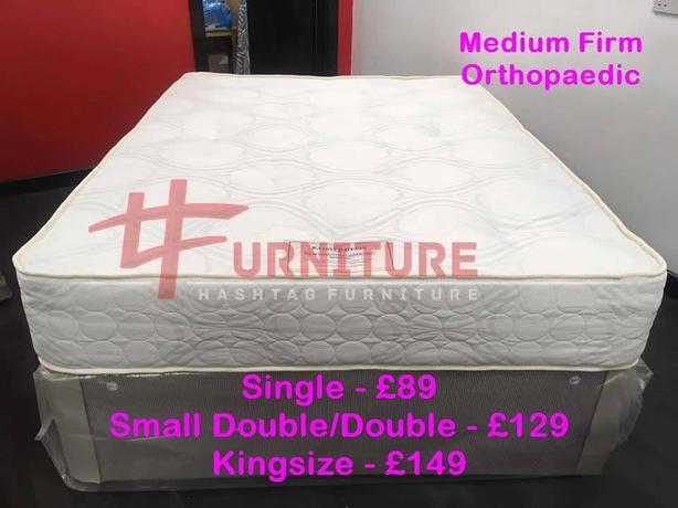 Medium firm Orthapedic Mattresses