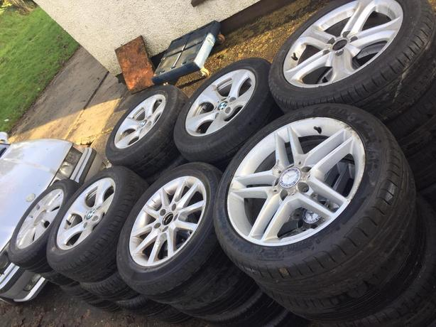 ALL TYPE OF ALLOY WHEEL SIZES FOR ALL VEHICLES AND MODELS CALL 07414801870