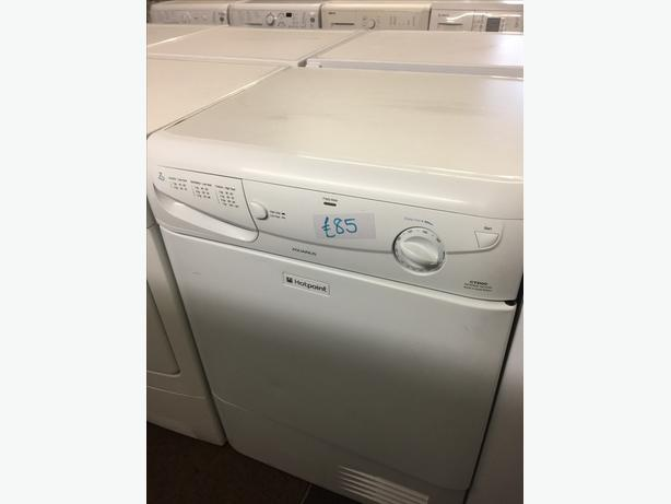HOTPOINT 7 KG LOAD CONDENSER DRYER WITH GUARANTEE 🇬🇧🇬🇧