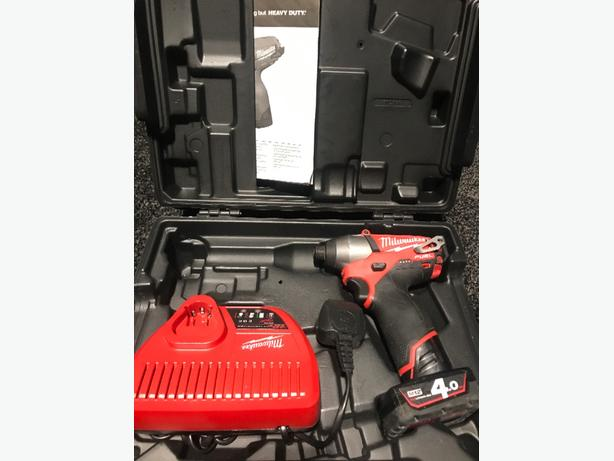 milwaukee m12 fuel compact driver