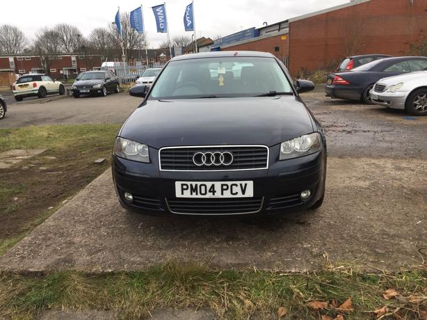 AUDI A3 1.9 DIESEL MANUAL 6 SPEED GEARBOX LONG MOT P/S/H