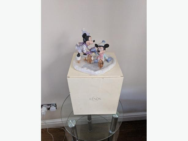 lenox disney figurines