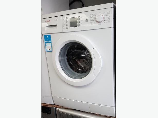 Bosch 7kg 1200spin White Washing Machine with 4 MONTHS WARRANTY