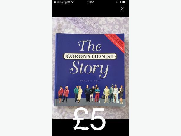 coronation street book