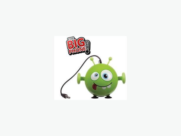 KitSound Mini Buddy Alien Speaker