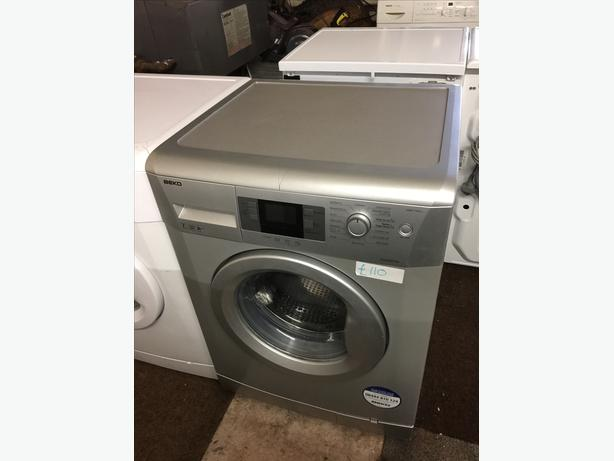 7KG SILVER BEKO WASHING MACINE 🌎🌎PLANET APPLIANCE🌎