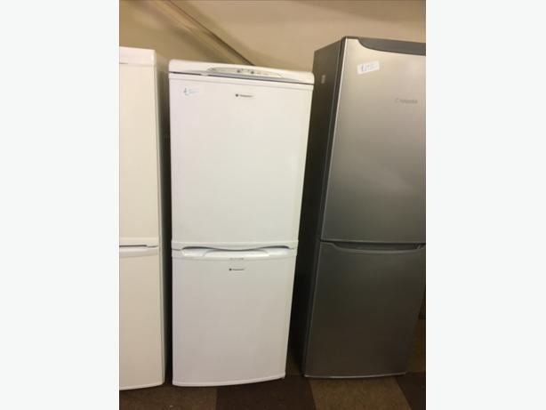 HOTPOINT FRIDGE FREEZER VERY CLEAN AND TIDY🌎🌎PLANET APPLIANCE🌎