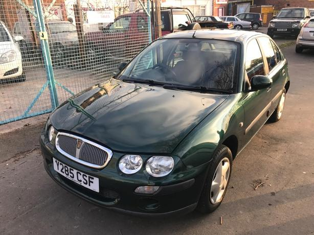 2001 ROVER 25 ONLY DONE 60K