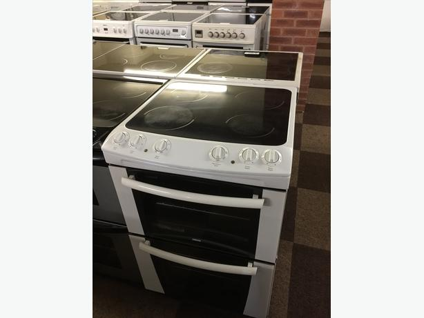 60cm ZANUSSI ELECTRIC COOKER GOOD CONDITION🌎🌎PLANET APPLIANCE🌎
