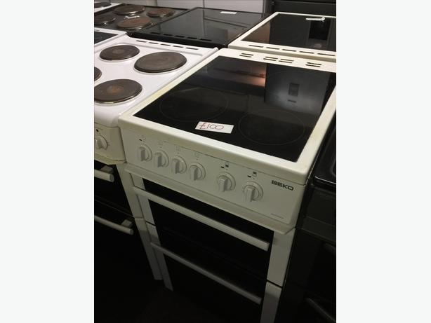 50CM BEKO ELECTRIC COOKER VERY CLEAN AND TIDY🌎🌎PLANET APPLIANCE🌎🌎