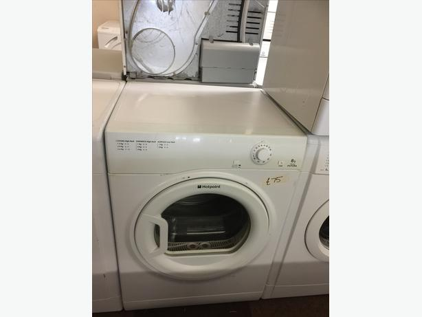 6KG HOTPOINT VENTED DRYER GOOD CONDITION🌎🌎PLANET APPLIANCE🌎