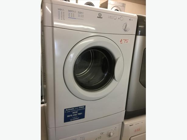 6KG INDESIT VENTED DRYER GOOD CONDITION 🌎🌎PLANET APPLIANCE🌎🌎