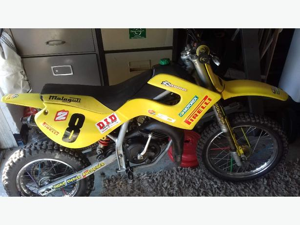 Kids 50cc bike