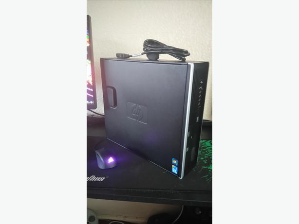 Slim Home Media PC/ office desktop - 3GHz 4GB DDR3 250GB HDD