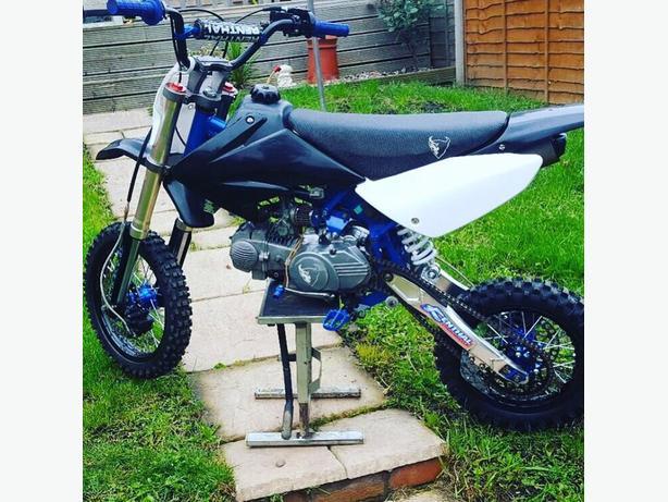 140cc demon x pit bike