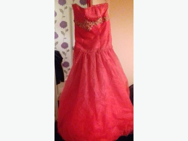 girls prom dress age 11 years