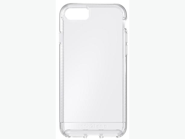 Tech21 Impact Clear Shock Proof Case for Apple iPhone 7/8