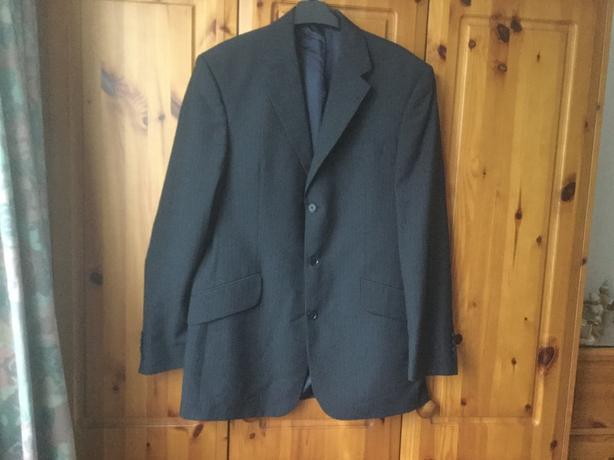 Next Man's Suit