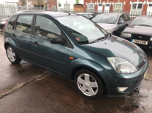 ford firsta 1.4 zetec 2002 72k