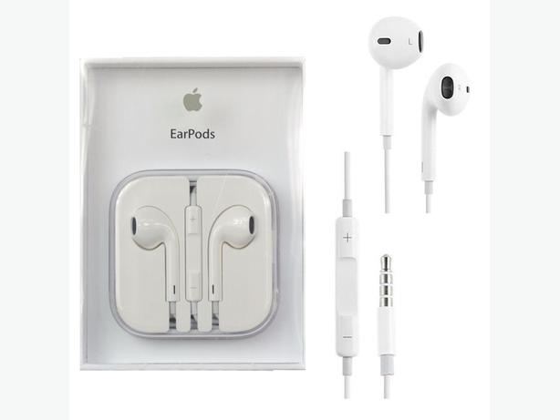 Apple EarPods with Remote and Mic in Retail Pack