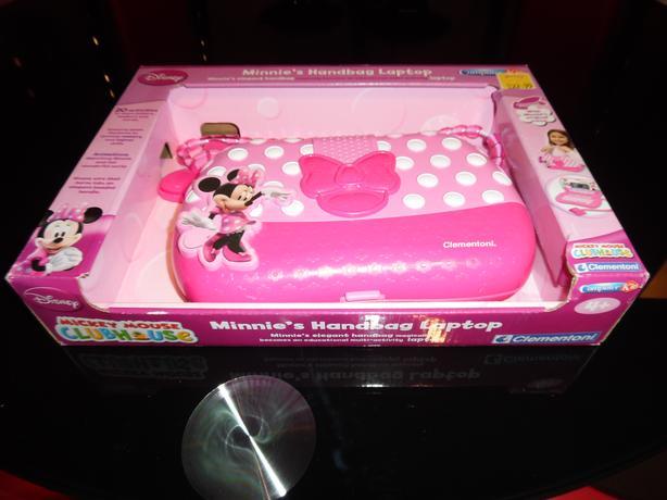 Minnie mouse laptop
