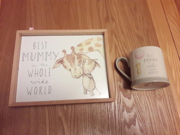 Best Mummy Wall Art and Mug