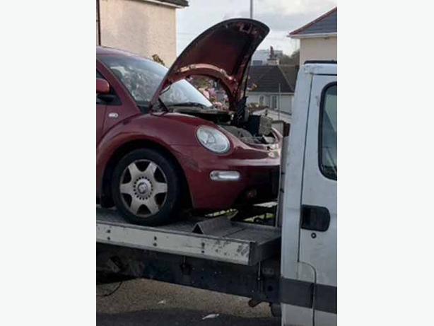 WANTED:  scrap cars or vans