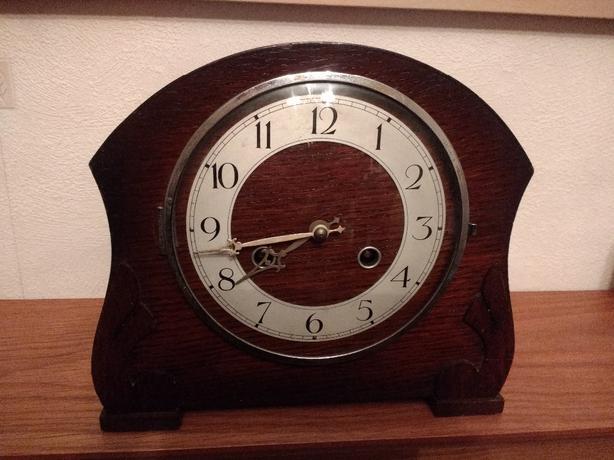 Old mantle clock striker