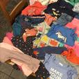A huge girls  age  2-3 clothing bundle