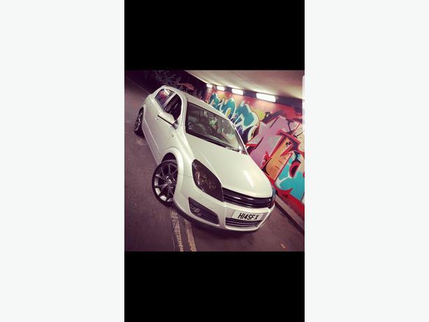 Vauxhall Corsa VXR 18 Inch Alloys
