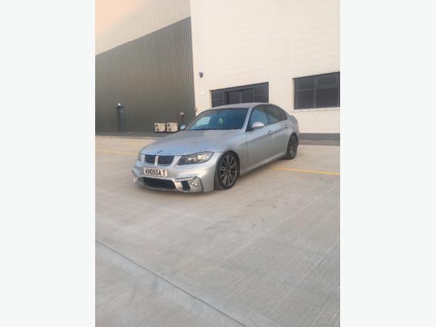 BMW 330D Msport E90