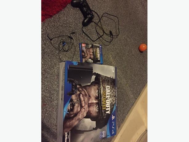 PlayStation 4 SlimLine Pro