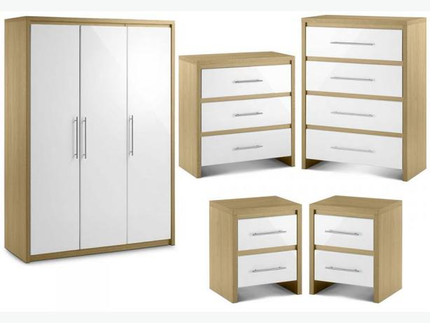5 PIECE WARDROBE SET - BRANDNEW £260