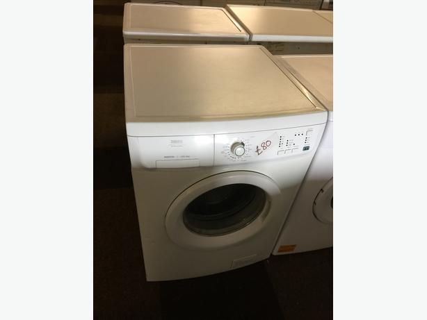6KG ZANUSSI WASHER WITH GUARANTEE🌎🌎PLANET APPLIANCE🌎🌎