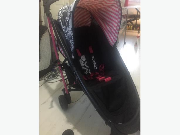 Cosatto yo daisy pram, pushchair, Stroller