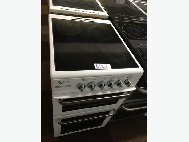 FLAVEL DOUBLE OVEN ELECTRIC COOKER🌎🌎PLANET APPLIANCE🌎🌎