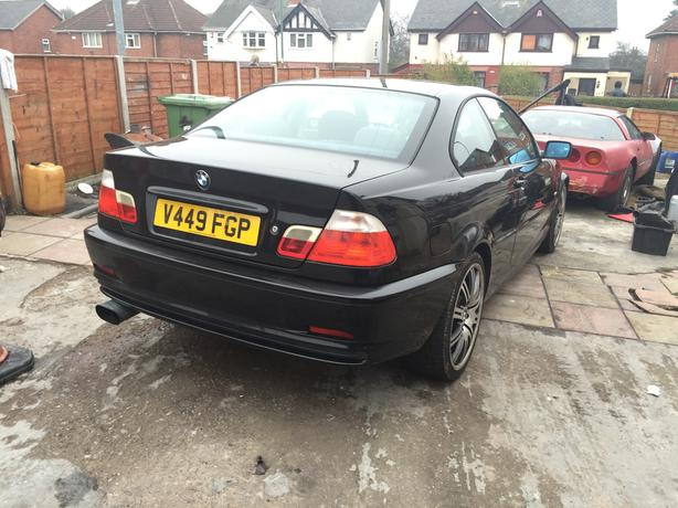 BMW 320CI D COUPE E46 PARTS BREAKING COUPE 2005