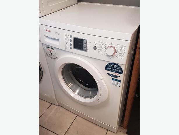 Bosch wae24460gb 7kg 1200spin White Washing Machine with 4 MONTHS WARRANTY