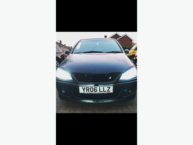 corsa c 1.4 irmscher for sale