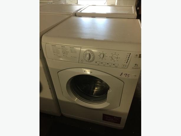 6KG HOTPOINT WASHER GOOD CONDITION🌎🌎PLANET APPLIANCE🌎🌎