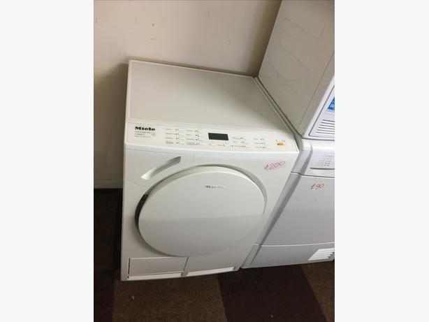9KG MIELE CONDENSER DRYER GOOD CONDITION 🌎🌎PLANET APPLIANCE🌎🌎