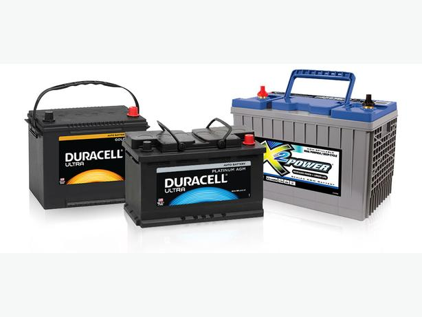 Brand New Batteries For Cars - FREE Fitting Service